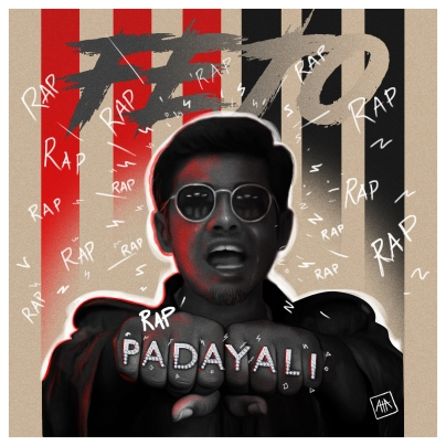 Rap_Padayali cover art
